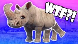 Weirdest Game Ever - Zoo Race
