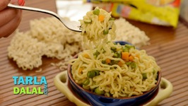 Vegetable Maggi - Tiffin Treats