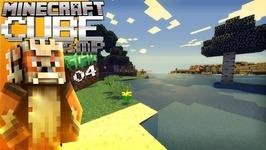 Minecraft Cube SMP Episode 4- The Rabbit Killer