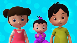 Baby- Family Members -Original Learning Songs for Kids