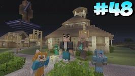 Minecraft xbox - Survival Madness Adventures - King Builder 48