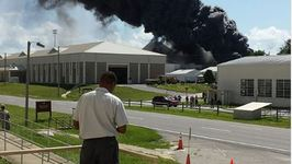 Explosion at Eglin Air Force Base Lab Triggers Evacuations