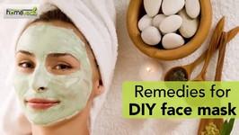 DIY Face Masks - Secret Ingredient - Honey