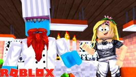 MY NEW RESTAURANT GETS CLOSED DOWN, THEY FOUND A RAT !!! Sharky Roblox With Little Kelly
