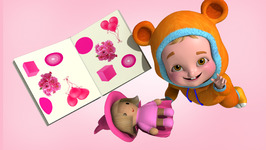 Color Pink  Colors and Shapes  Children Learning Songs and Original Songs for Kids
