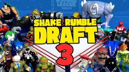 Shake Rumble Draft 3 Ft Sonic Toy Story Batman Star Wars Transformers Toys