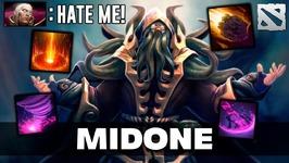 MidOne Invoker --HATE ME- Dota 2