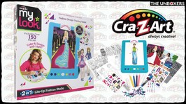 Cra-Z-Art Shimmer 'n Sparkle 2 in 1 Lite-Up Fashion Studio