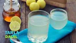 Lemon Honey Water - Madh Ka Pani