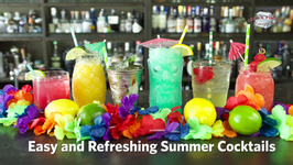 Easy And Refreshing Summer Cocktails