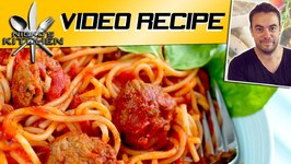 How To Make Spaghetti And Meatballs P1