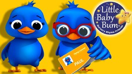 Little Baby Bum - Two Little Dicky Birds - Nursery Rhymes for Babies - Songs for Kids