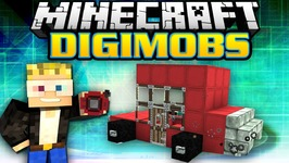 Minecraft Modded Survival - Digimobs Modded Adventures - New Car 9