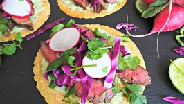 Dinner Recipe-Easy Flank Steak Tacos