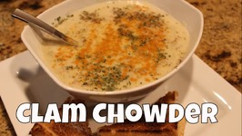 Lighten Up Clam Chowder