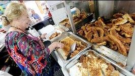 ULTIMATE CUBAN FOOD TASTING Under One Roof at EL PALACIO DE LOS JUGOS - Miami, Florida