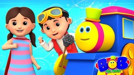 Cleaning Superheroes - Bob The Train Shorts - Cartoons For Children - Kids Shows