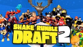 Shake Rumble Draft 2 With Avengers Toys Wwe Toys Power Rangers Toys And Paw Patrol Toys