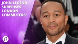 John Legend Surprises With Very Public Performance