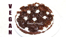 Vegan Vegetarian Vanilla Cake Making From Ready Cake Mixes