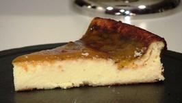 Receta para hacer tarta de queso muy cremosa. Mi mejor tarta de queso