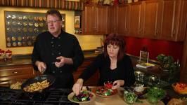 Sizzling Salads