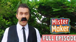 Whirling Salad Picture - Episode 13 - Full Episode - Mister Maker: Comes To Town