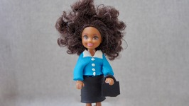 Play-Doh Doll Corporate Woman
