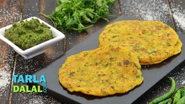 Rava Chilla - Sooji Breakfast Chilla