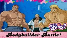 Bodybuilder Battle - Totally Spies