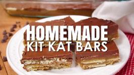 Homemade Kit Cat Bars