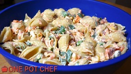 Ultimate Creamy Pasta Salad