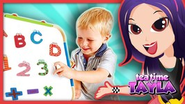 Letters and Numbers for Children
