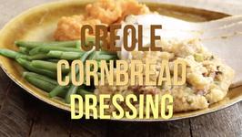 Creole Cornbread Dressing