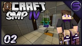 Zombie Spawner XP Farm - iCraft SMP - Season- 4 - Episode- 2