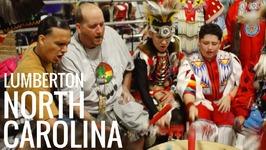 Lumberton, North Carolina - The Lumbee Powwow, Healing Power of Drum