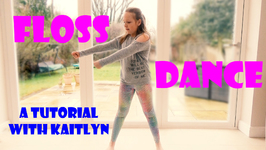 How To Floss Dance Easy Tutorial - Ep 3