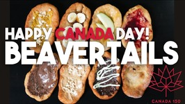 Canadian Beavertails - Delicious Whole Wheat Fried Pastry