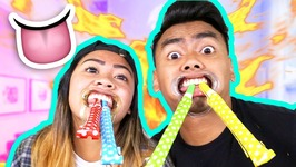 WHAT THAT MOUTH DO CHALLENGE - ft. My Sister