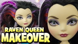 Ever After High Doll Makeover