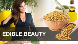 Edible Beauty - Egyptian Fenugreek Serum For Gorgeous Skin