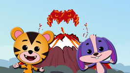 Volcanoes  Children Learning Songs and Original Songs for Kids