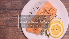 How To Cook Frozen Wild Alaska Salmon In An Instant Pot