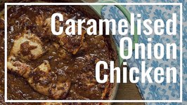Caramelised Onion Chicken