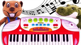 Baby Piano Toy Play Music Nursery Rhymes For Children - Musical Toy - Songs For Preschool Kids