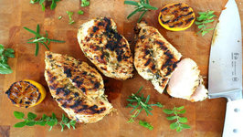 Dinner Recipe - Lemon Herb Marinated Chicken