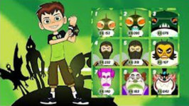Ben 10 Omnitrix Attack Full Game - All Missions Is Completed