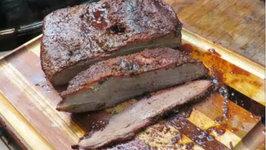 BBQ Bison Brisket