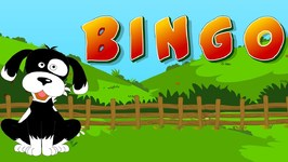 Bingo - Nursery Rhymes For Children - Cartoon Songs For Toddlers