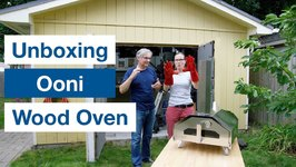 Unboxing the Ooni Pro (Uuni Pro) Wood Fired Oven